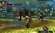 MH4U-Deviljho and Black Gravios Screenshot 002