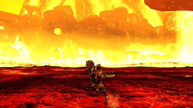 File:MHP3-Lava Canyon Screenshot 001.png