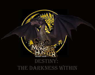 Monster Hunter Destiny Darkness Logo