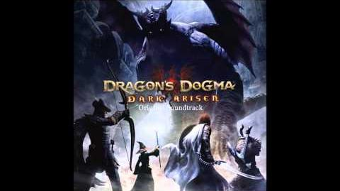 Dragon's Dogma Dark Arisen OST Despair - black curse island