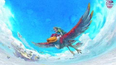 Legend of Zelda Skyward Sword- Dragon Theme Extended