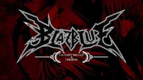 Arakune VS Litchi Theme - Weak Executioner - BlazBlue OST