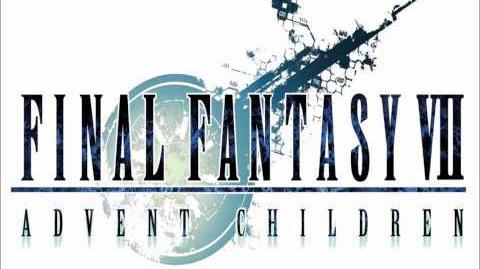 Final Fantasy VII Advent Children Soundtrack - Cloud Smiles