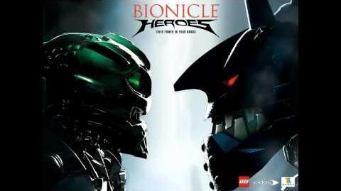 Blizzard Peaks - BIONICLE Heroes soundtrack HD