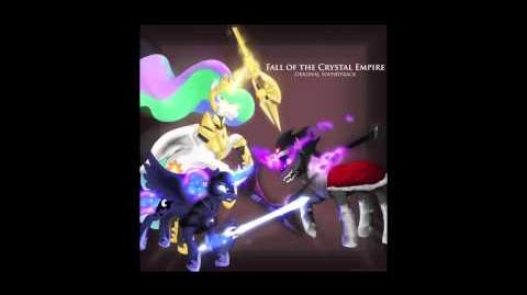 -Full Release- Desperate Night (Extended Version) Feat. MEMJ0123 - Fall of the Crystal Empire OST