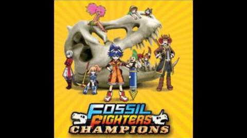 Fossil Fighters Champions - Tremolo Hunter