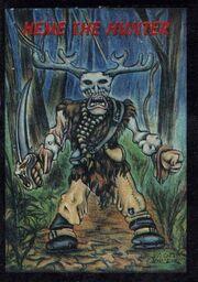 Herne the hunter