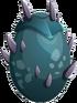 Greygoyle-Egg