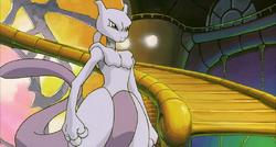 Mewtwo anime