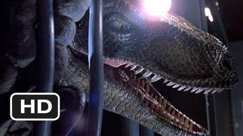 Jurassic Park (7 10) Movie CLIP - Back in Business (1993) HD