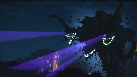 Minecraft Story Mode - Wither Storm