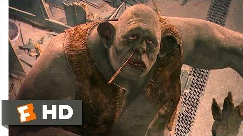 Harry Potter and the Sorcerer's Stone (3 5) Movie CLIP - Toilet Troll (2001) HD