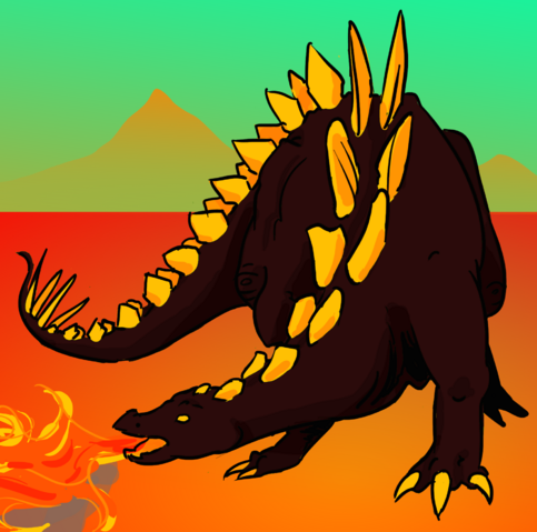 File:Fire-breathing Stegosaurus.png