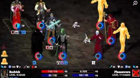02 Acolyte Runath - Boss Fight Ascendant in World I (Monsters Den Chronicles)