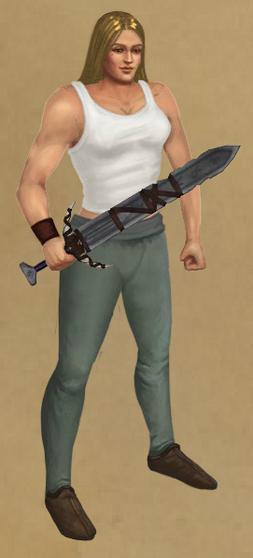 The Mongrel Blade