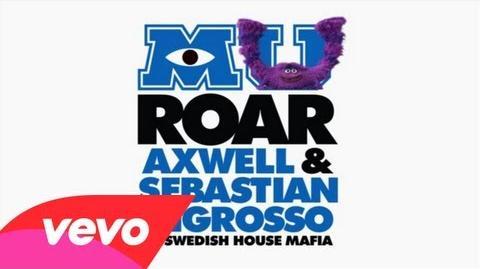 """Roar (from """"Monsters University"""")"""