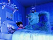 Sulley and Boo (Mary)