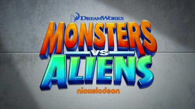 File:Monster vs. Aliens (TV Series) Title Screen.png