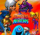 Monsters vs. Aliens (television series)