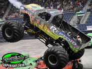 Backwards tires ditto Reptoid