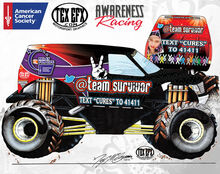 Survivor-monster-truck