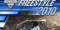 Monster Jam Freestyle 2010