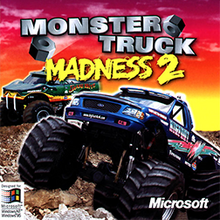 Monster Truck Madness 2 Coverart