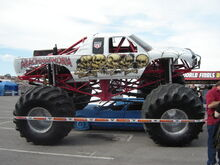 Arachnaphobia truck by shockwavex2