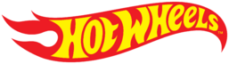 Hot Wheels logo flat