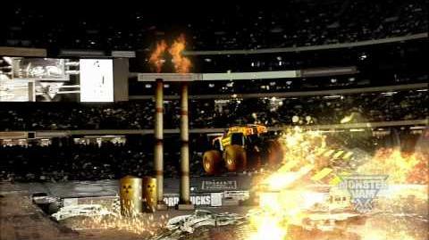 Monster Jam - Monster Jam- Path of Destruction - Maximum Destruction Monster Truck Highlights