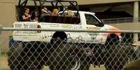 World Finals XIII Ride Truck