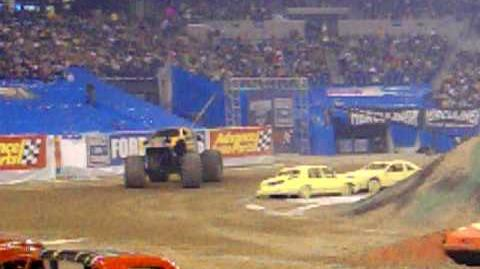 2009 Indy Monster Jam Final