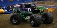 Grave Digger 25