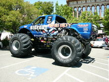 Bigfoot bad boy truck by haafasst-d2xyj33