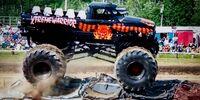 Xtreme Warrior (Ride)