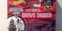 Grave Digger Halloween Edition