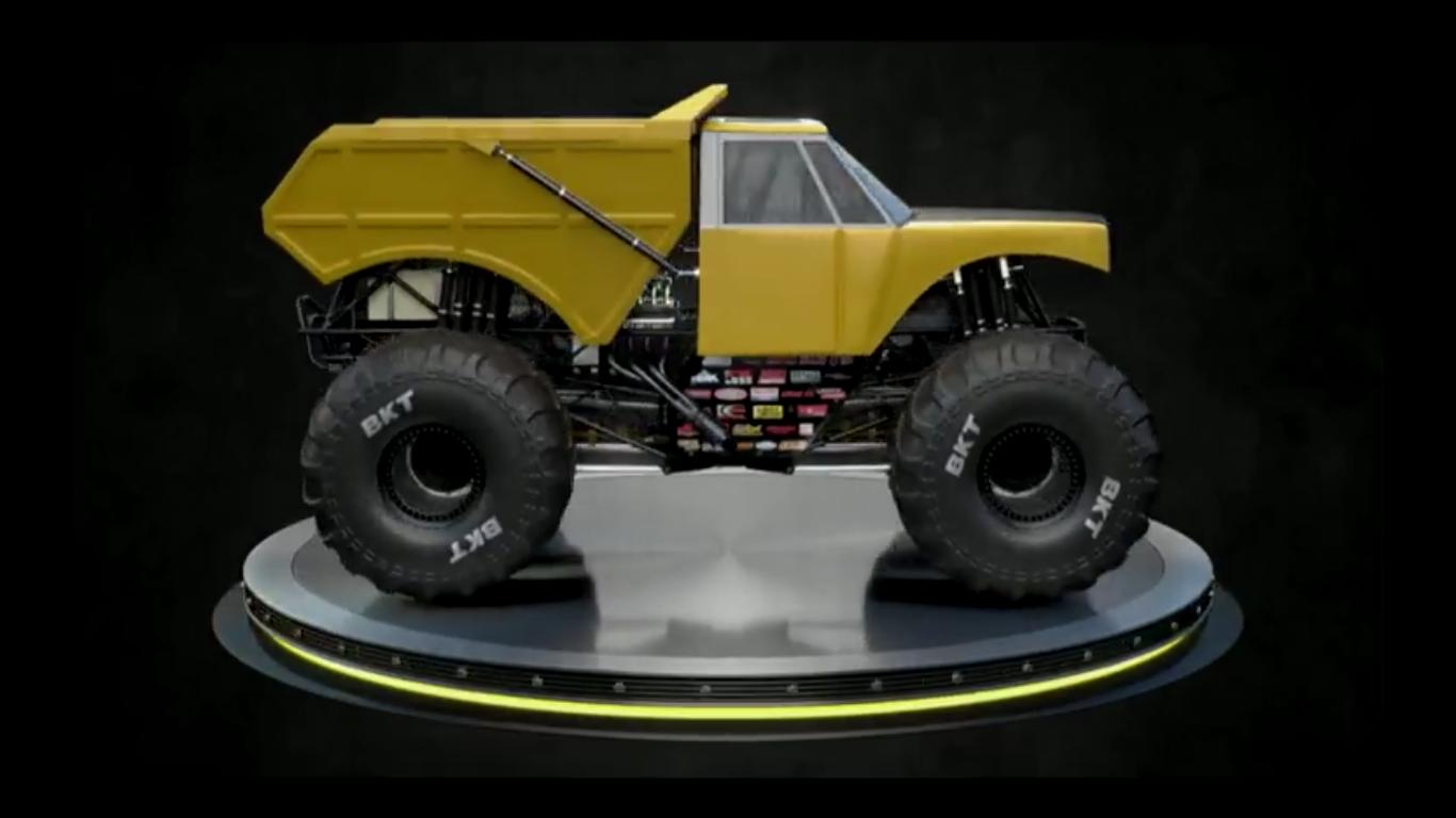 monster truck games 2