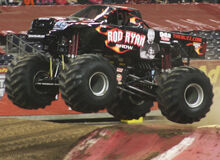 Rod ryan monster truck by phoenix marsha-d4mhcel