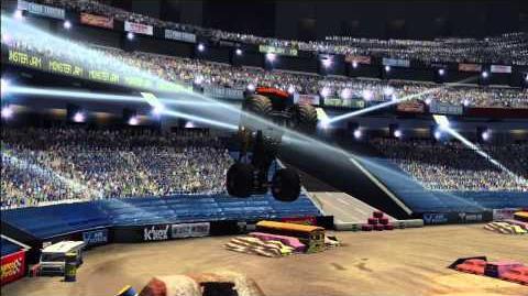 Monster Jam - Monster Jam- Path of Destruction - El Toro Loco Monster Truck Highlights