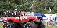 Lucas Oil Cruiser