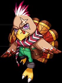 Fire Turkey