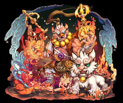 Beast Monk Haechi