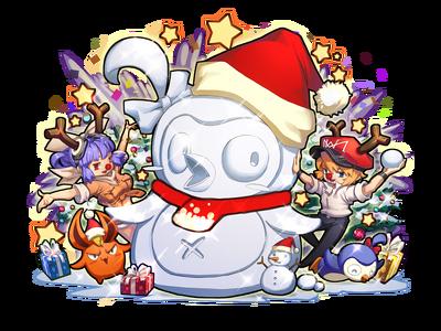 Merry the Penguin