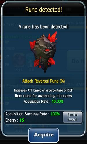 Runesdetected