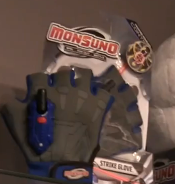 Strike glove