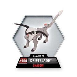 Shadow driftblade toy