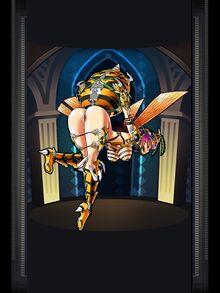 Queen hornetia 3rd evo