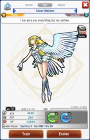 Swan Maiden - Elder
