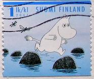 Moomin stamp13