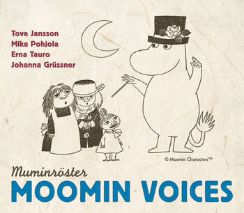 Moominvoices album cover
